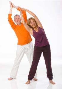 Yogakurs ab 50 für Ältere