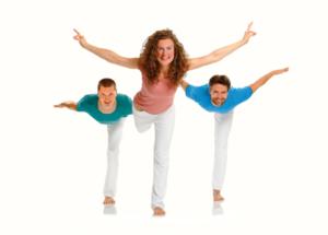 Yogakurs Bayreuth normale Mittelstufe