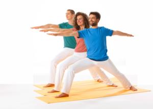 Yogakurs Bayreuth sanfte Mittelstufe